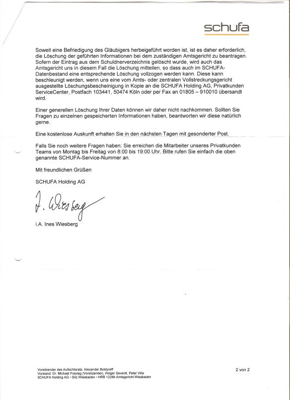 Schufa Antwort Datenbestand 14.12.2015 Seite_2