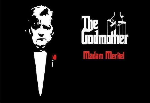 The Godfather Madam Merkel