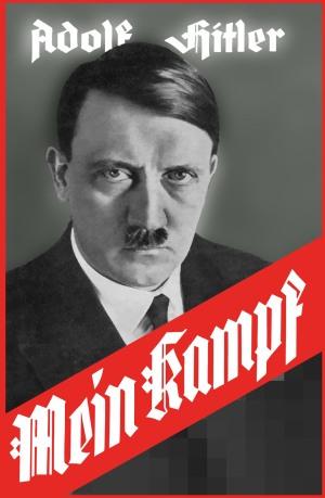 Adolf Hitler - mein Kampf Cover