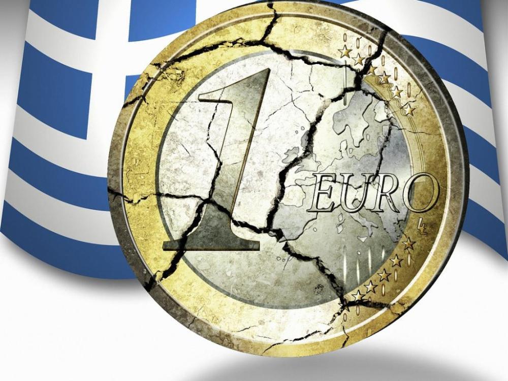 broken EURO - GREXIT