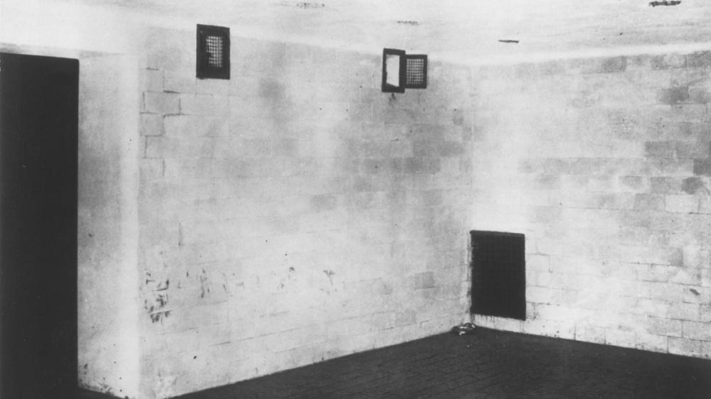Konzentrationslager-Dachau-Gaskammer