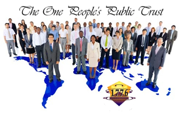 """OPPT - """"the One People´s Public Trust"""""""