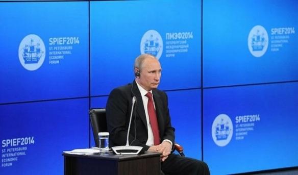 Putin macht Vorschläge zur Lösung der Flüchtlingskrise