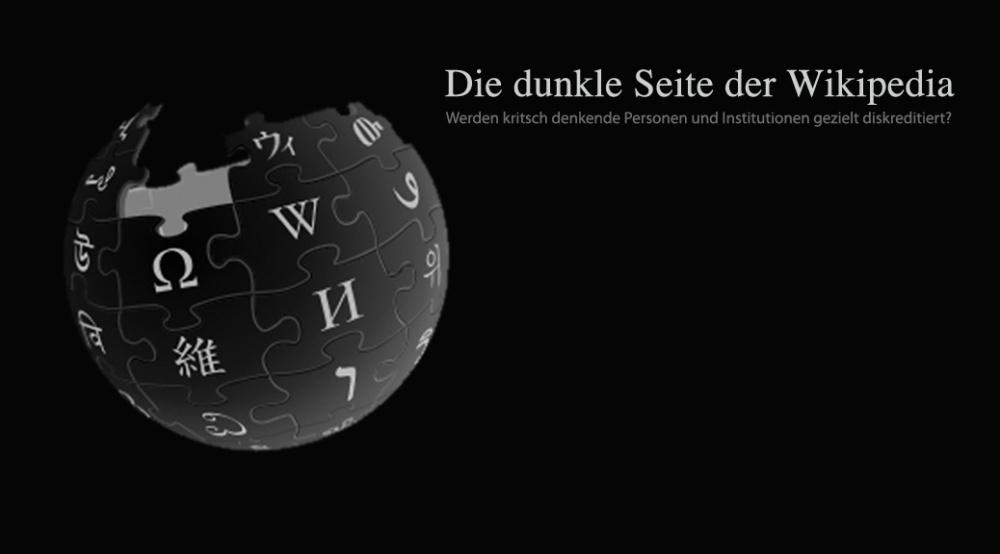 Die dunkle Seite der Wikipedia