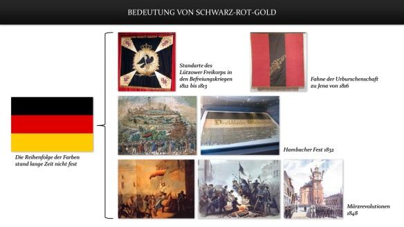 Bedeutung von Schwarz-Rot-Gold