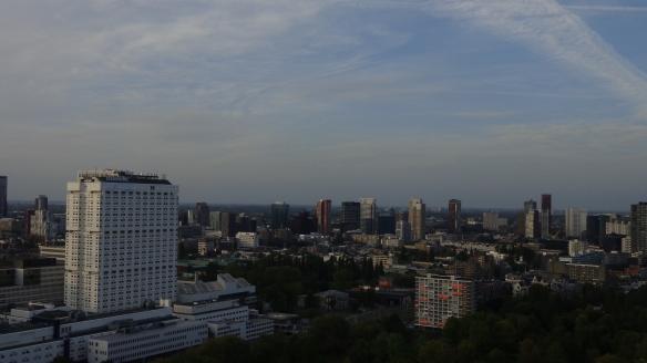 Chemtrails Blick vom Euromast Rotterdam 15.05.2015_02