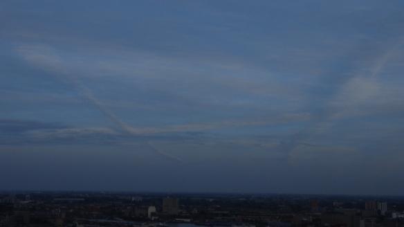 Chemtrails Blick vom Euromast Rotterdam 15.05.2015_19