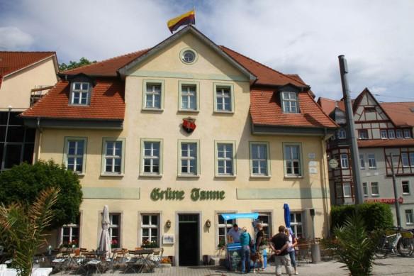 grüne Tanne - Jena