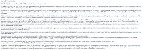 Meine Antwort Hildegard Bentele Seite_1