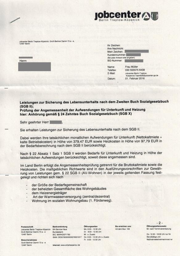 Prüfung der Angemessenheit der Aufwendungen für Unterkunft und Heizung Seite_01