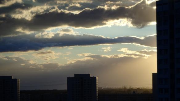 Sonnenuntergang Berlin Marzahn 25.07.2015_04