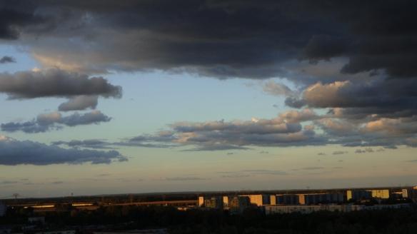 Sonnenuntergang Berlin Marzahn 25.07.2015_11