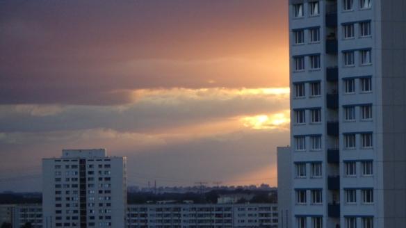 Sonnenuntergang Berlin Marzahn 25.07.2015_19