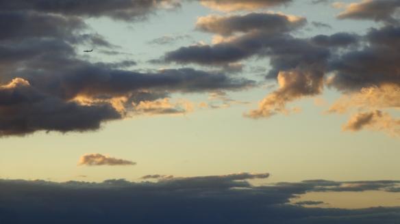 Sonnenuntergang Berlin Marzahn 25.07.2015_20