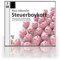 Steuerboykott Audio CD - Rico Albrecht