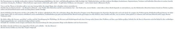 Erinnerung an Mail vom 24.01.2016 - Irene Köhne Teil 2