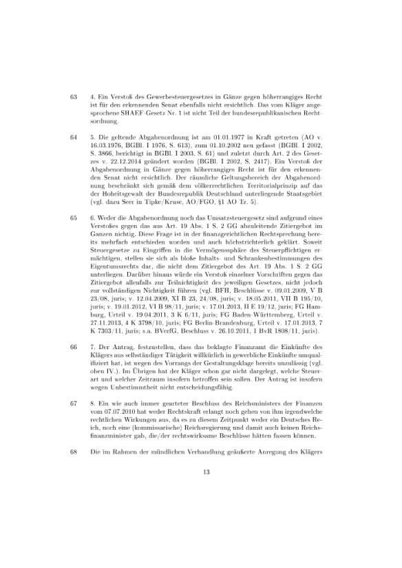 Urteil Finanzgericht Münster Az 1 K 3223 14 F Seite_13