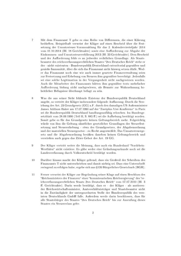 Urteil Finanzgericht Münster Az 1 K 3223 14 F Seite_2
