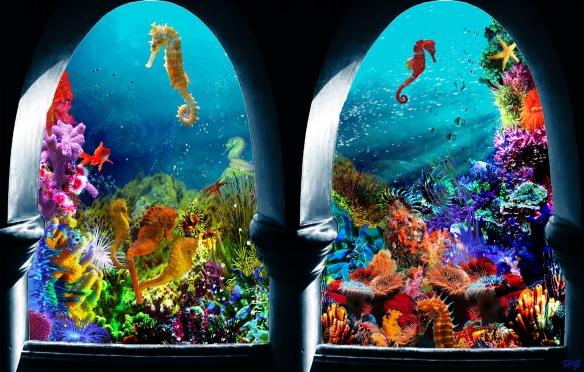 unterwater